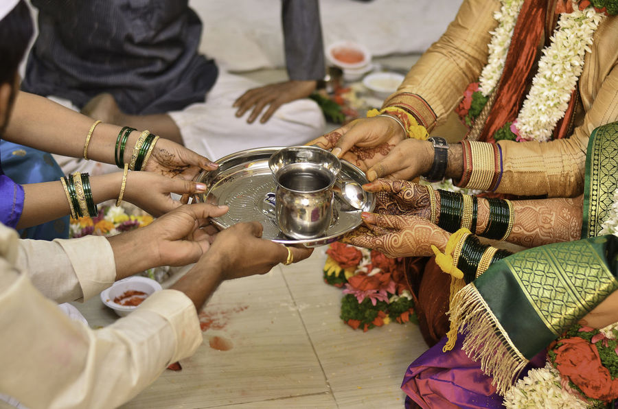 Indian Wedding Rituals. Celebration Cerimony Colorful Colors Culture Enjoy Hand Holding India Indian Indian Wedding Joy Love Ring Ritual Together Togetherness Wedding Wedding Day Wedding Photography EyeEmNewHere