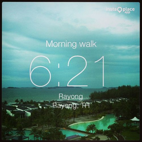 Good Morning Rayong InstaPlace Instaplaceapp Instagood Photooftheday Instamood Picoftheday Instadaily Photo Instacool Instapic Picture Pic @instaplacemobi Place Earth World Thailand Th Rayong Day