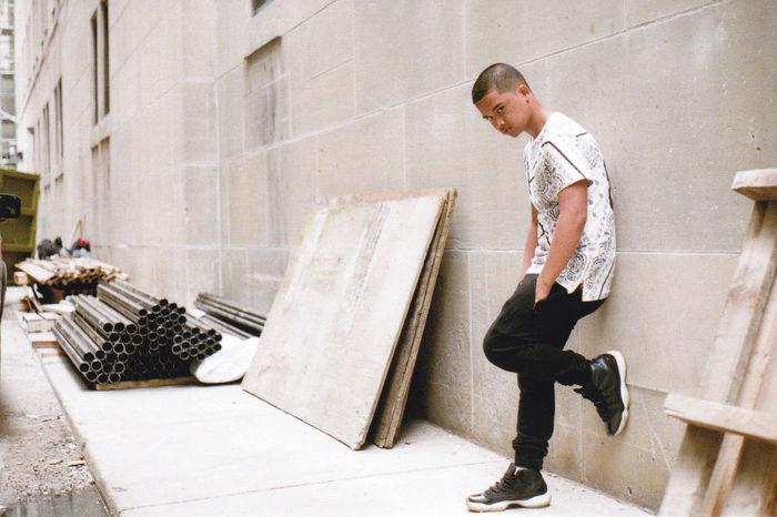 Picturing Individuality Street Photography Portrait Toronto Torontophotographer Air Jordan