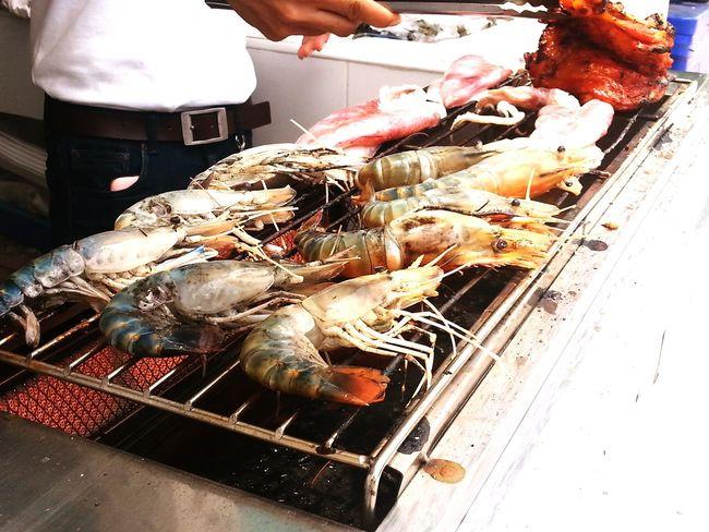 Seafood Beach Life Sea_food Lifeisabeach Taking Photos Thailand Pattaya Pattaya