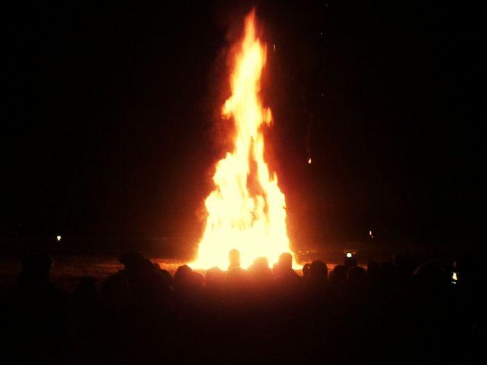 Fire Winter End Night Rituals Here Belongs To Me