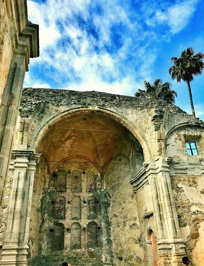 Fray Junipero Serra Missions Old Arhitecture Built Structure Architecture Building Exterior Sky Arch History Religion The Past Old Travel Destinations Spirituality