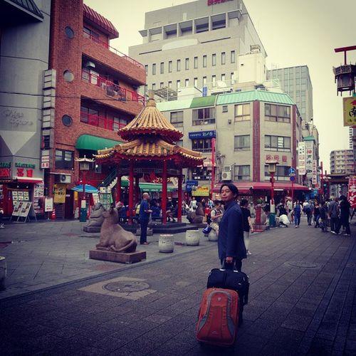 なぜか南京町。 Nankin-machi,China town at Moto-machi,KOBE
