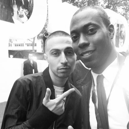 Celeb Chronicles: Adam  Deacon @realadamdeacon 's is a good story and whenever I see him on the scene I can't help but feel a little Inspired ...not many people from my demographic can add the prefix Bafta AWARD Winning to their names...he may be small in stature but Adam and his achievements are a BIG deal for any young actor trying to break down barriers.