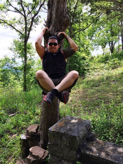 EyeEm Selects Tree One Person Outdoors One Man Only Handsome Macho