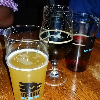 Marblebrewery Doublewhite ImperialStout