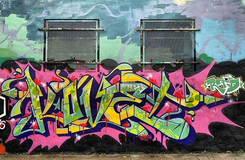 @Regrann from @dave_foto - Regrann Kovet Graffiti Graffittiporn Rsa_graffiti Instagraffiti RTD Kovet