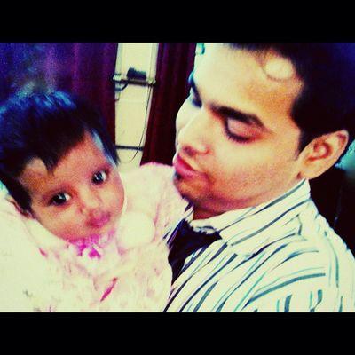 Baby Cutest Love Mamabhaanji Playwithbaby Memorable Aakanksha Sleepybaby