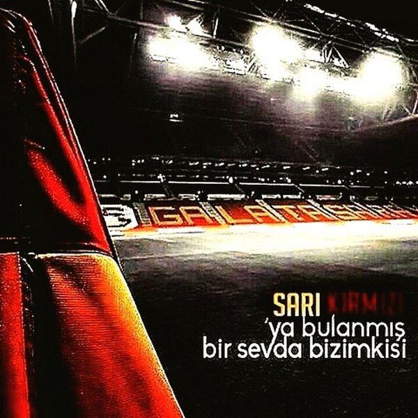 Galatasaray Cimbom 💛❤️ Galatasaray Sevdası😍 GALATASARAY ☝☝ GALATASARAY1905 GalataSaray First Eyeem Photo En Güzel Takım