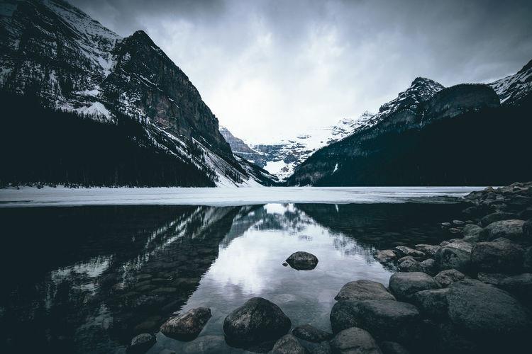 Photo taken in Lake Louise, Canada