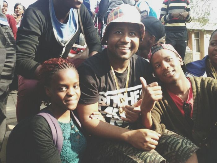 University Of Johannesburg Soweto Campus Cassper Nyovest Had Fun ♡♥