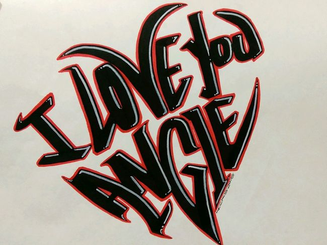 Art Graffiti Typography Type Lettering Graffiti Blackbook Art, Drawing, Creativity Graffiti Writers Mecks1 Heart