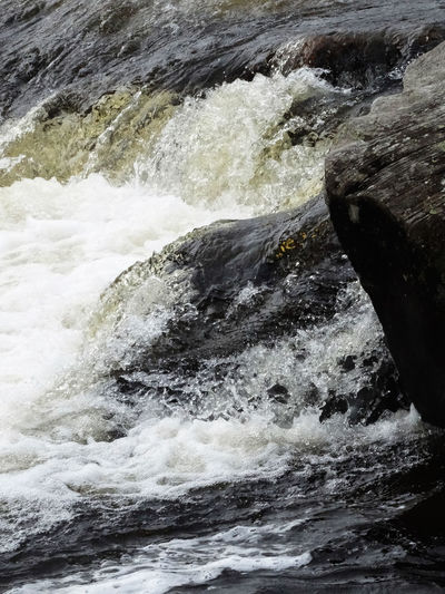 Lake District Mosedale Motion Nature Outdoors Power In Nature Rock - Object Speed Splashing Water Waterfront White Water