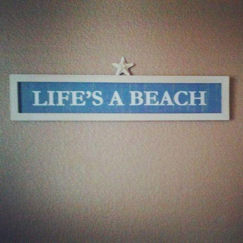 Lifesabeach  Summerisaroundthecorner Yay