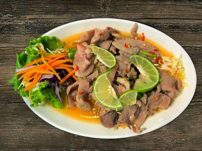 Thai food Yum