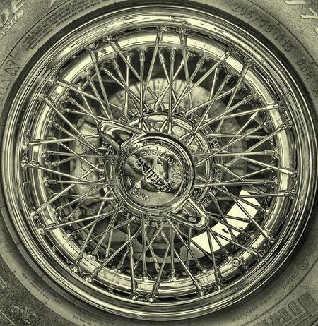 Spoke Concentric JAGUAR Jaguar Car Spoked Wheels Stainless Steel  STAINLESSSTEEL Wheels Of Time Powerful Wheelporn Wheel Spokes Carporn Classic Car Classic Elegance Rubber