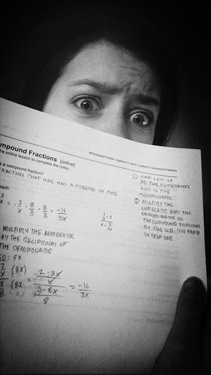 Algebra 2 Why? First Eyeem Photo