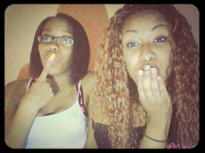 Hangout with My Niyah Boo <3