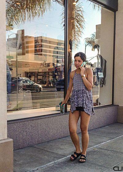 Streetphotography Summer Pasadena
