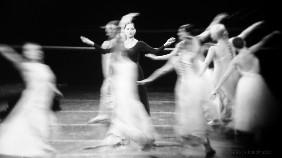 Scene from Evgeny Onegin by Rimas Tuminas. Tbilisi2015. Theater Quality Time Performance Watching Applauding Evgeny Onegin Onegin Blackandwhite Photography Dancing Ballett Ballerinas Monochrome Photography Capturing Motion