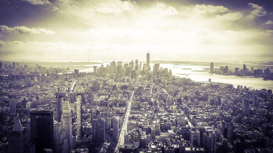 New York City Empire State Building Oneworldtradecenter Travel Photography Travel