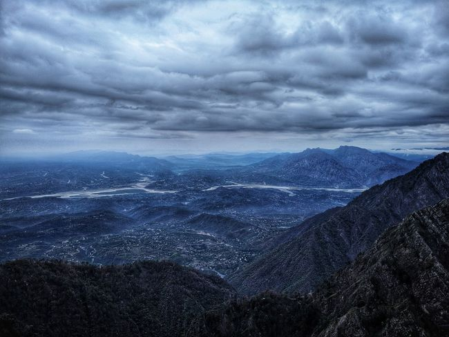 Bhairo Mandir, Vaisno Devi, Katra. BhairoMandir Zénith  Beauty In Nature Cloud - Sky Environment Jammu And Kashmir Katra Mountain Range