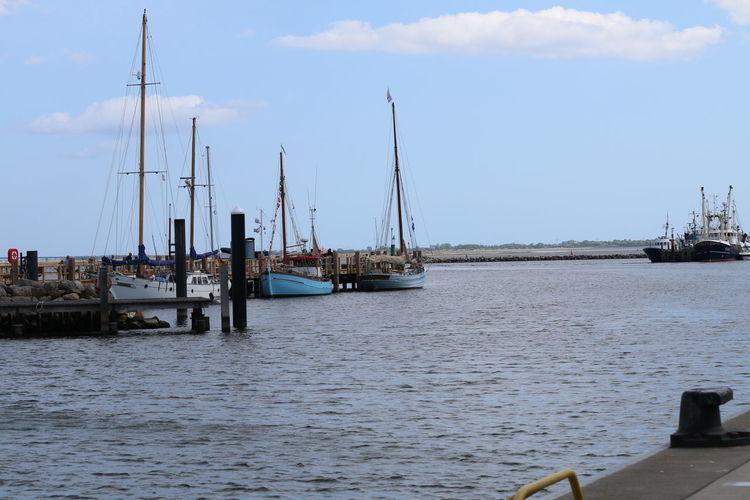 Hafen Fischerei