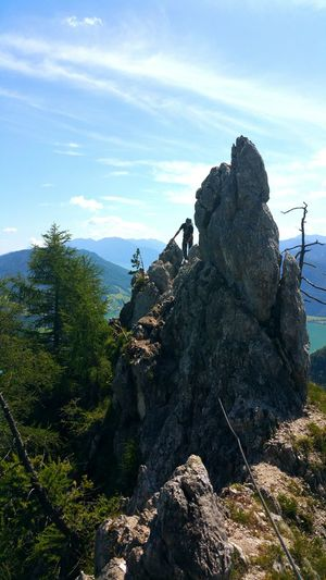 Adventure Club Klettersteig Climbing Mondsee Holiday Lake Heights Victory Adrenaline