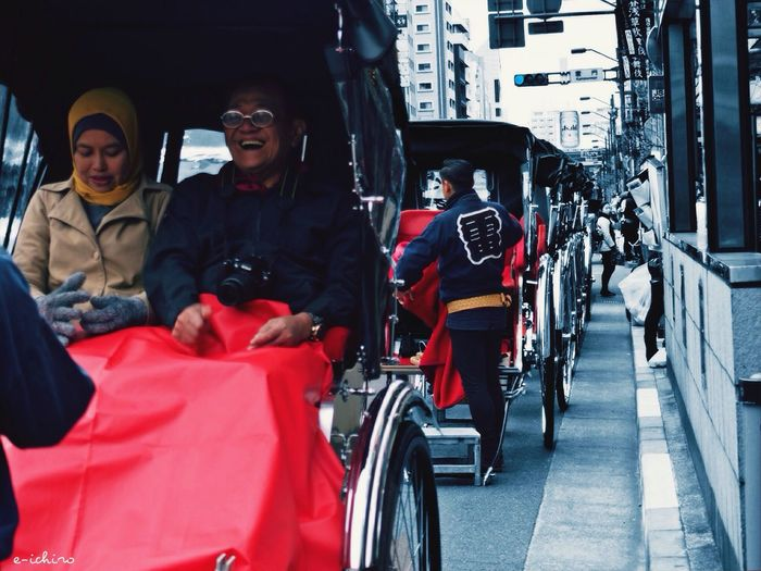 浅草📍 人力車 City View  Tokyo Street Photography Street Photography From My Point Of View 浅草寺 Streetphotography Enjoying Life On The Road EyeEmBestEdits Tokyo Japan