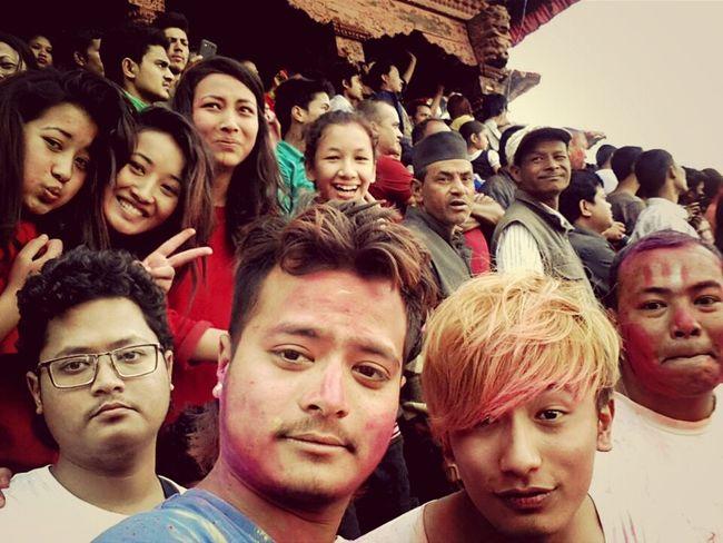 Holi Holi Festival at Basantapur