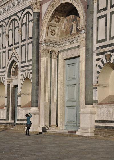 Firenze Florence Italy Florenz Greenish Photographing Small And Great Tourist Tourist_spot Turista