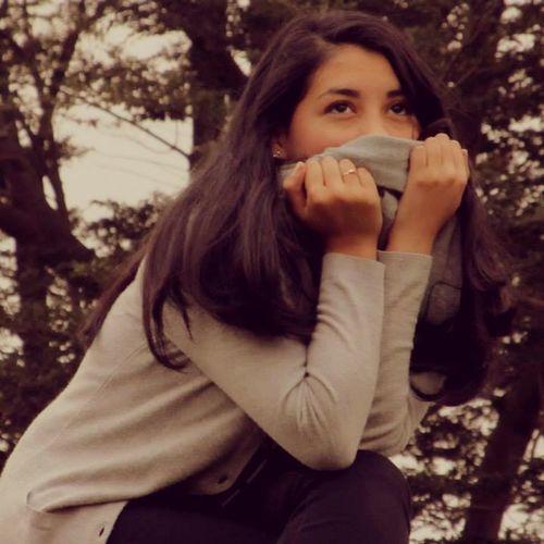 con frio :)