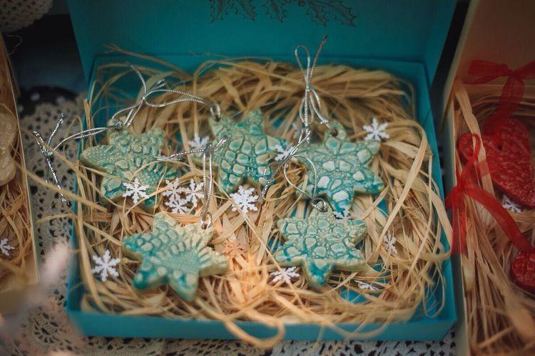 Christmastime Christmas Fair Handmade Fair Art Toys Snowflake Snowflakes Snowflake ❄ Christmas Fair