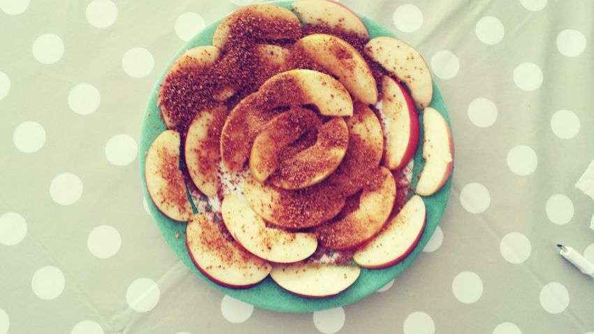 Breakfast Apples Coconutsugar Foodparadise Healthy Food Health Rawtill4 Rawtillfour Vegan