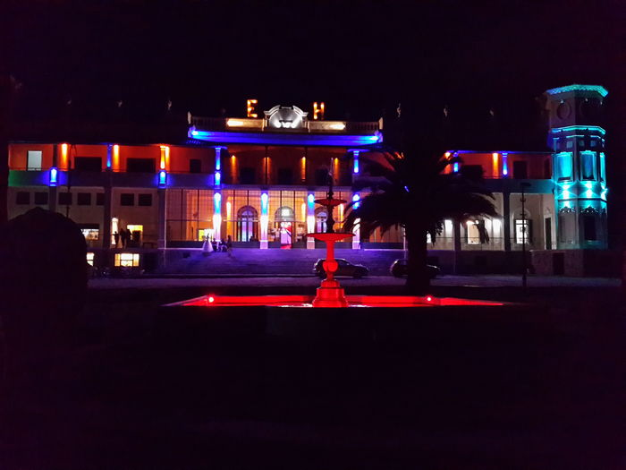 Hotel Eden La Falda Cordoba-argentina 2016 Paranormal