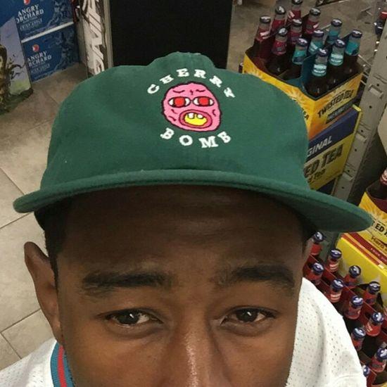 Tyler The Creator Cherry Bomb Aesthetics Fashion Urbanstyle Urban Fashion Street Fashion Selfie Ofwgkta Golf Wang