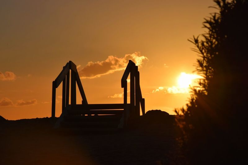 Stairs in the Evening Sky, EyeEm Gallery EyeEm Best Shots - Nature Sunset EyeEm Best Shots Ostsee Skyporn Sky_collection 2016 Sunset_collection EyeEm Awards 2016 No Filters Or Effects Share Your Adventure Summer The Great Outdoors - 2016 EyeEm Awards Julyphotochallenge Evening Summerfeeling EyeEm Best Edits The Photojournalist - 2016 EyeEm Awards Beautiful Place Sky No Filter Photography