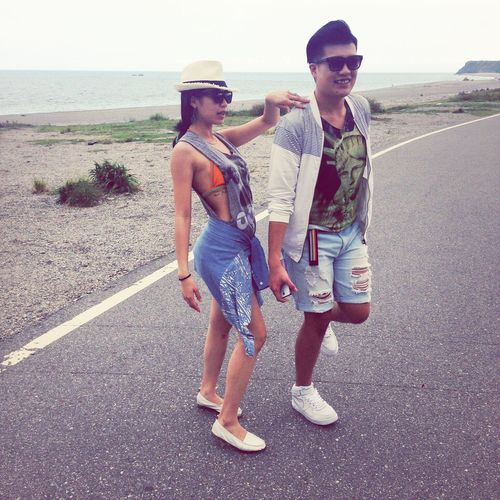 七星潭 Chisingtan My Younger Brother Funny Pics Sunglasses
