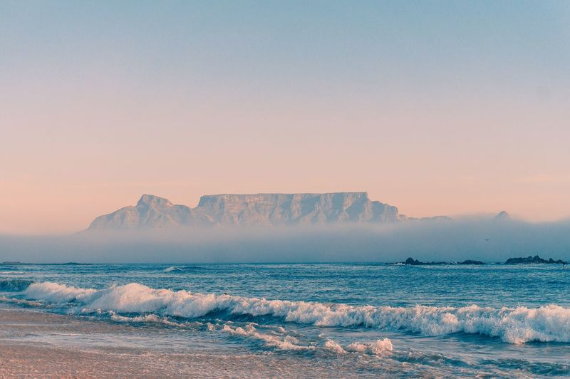 A View in Cape Town