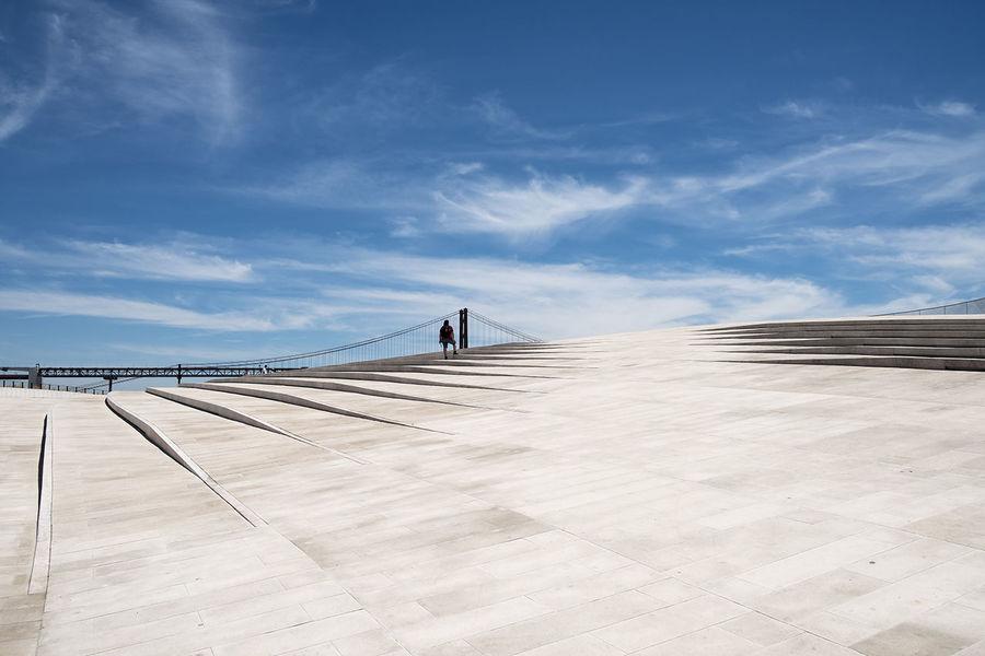 Architecture Cloud - Sky Lisbon Lisbon - Portugal Lisbonlovers Maat Maat - Museum Outdoors Sky The Architect - 2017 EyeEm Awards The Street Photographer - 2017 EyeEm Awards #FREIHEITBERLIN The Architect - 2018 EyeEm Awards