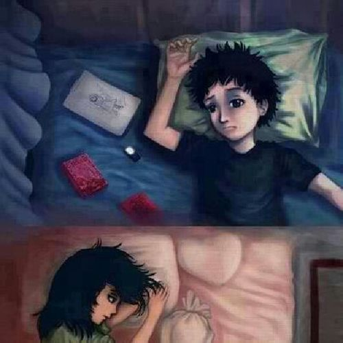 Exactly how I am right now... wishing she would talk to me It's Going To Be A Long Night