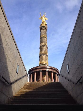 Berlin Siegessäule Berlin Mp-mission: Your District View