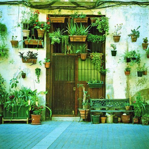 Seen in Born. Barrio in Barcelona. Architecture Enjoying Life Taking Photos Barcelona