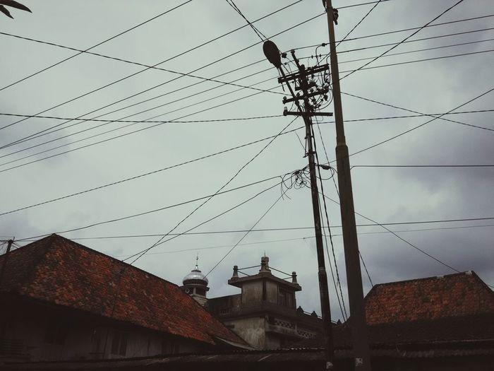 Electricity web Street Photography Urban Photography Xiaomi Redmi 1s