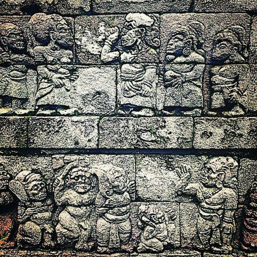Ukiran batu sukun temple