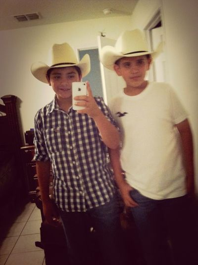 Cowboys On Loos