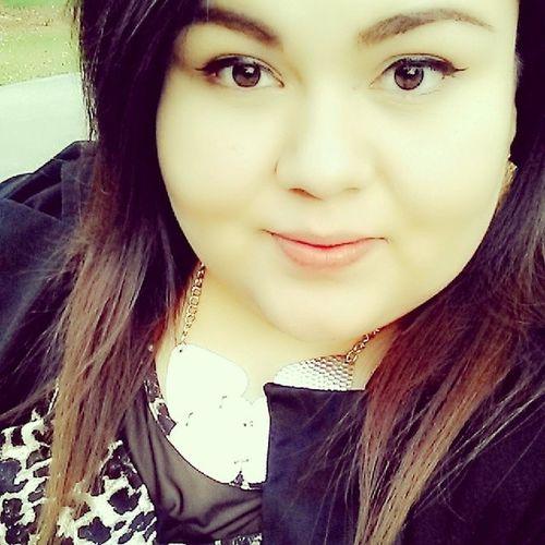 Selfie CatEyeLiner SimpleAndCute Cheetahprint blazer instadaily photooftheday mua motd LongHairDontCare Latina