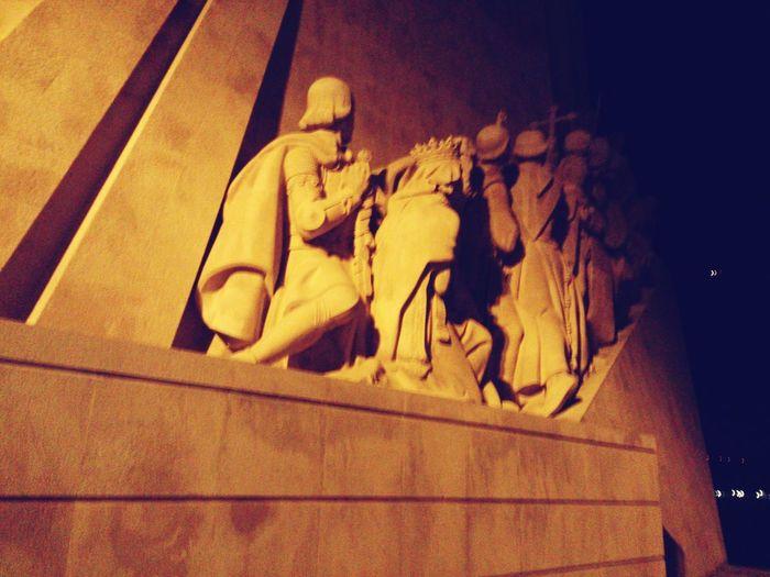 Padrão Dos Descobrimentos Lisboa Belém Infante Henrique Monument
