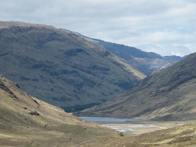 Beauty In Nature Day Glencoe Landscape Mountain Mountains Mountains And Sky Nature No People Outdoors Rugged Rugged Beauty Rugged Landscape Scenics Scotland Scottish Highlands Sky