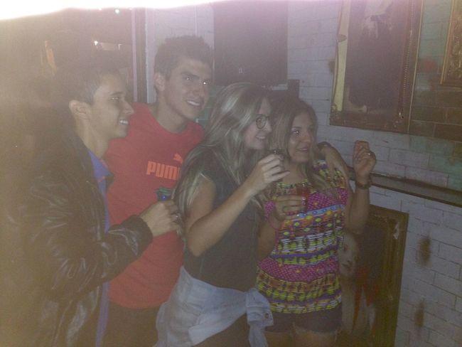 Casual Fun Friends Night Medellín